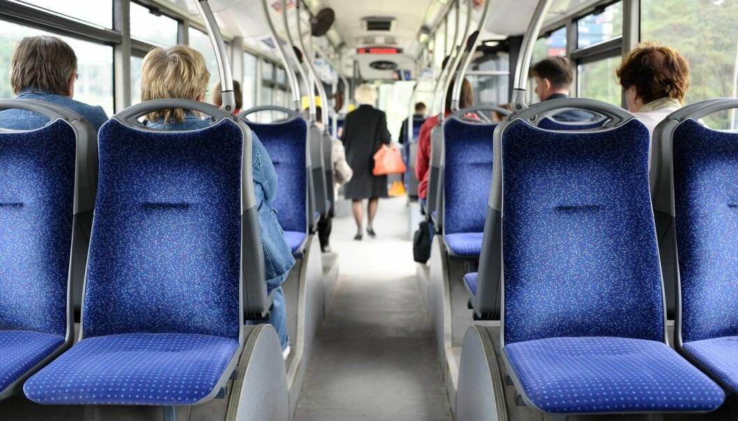 Bussnæringen hadde en passasjervekst på 14,8 prosent i siste kvartal i fjor sammenlignet med samme periode året før. (Illustrasjonsfoto: Concept Photo, Shutterstock, NTB scanpix)
