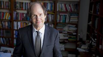 «En av vår tids viktigste intellektuelle» får Holbergprisen