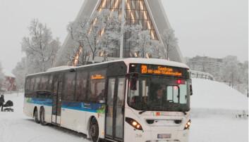 Nå måler bybussen luftkvalitet