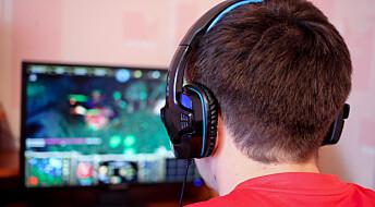 Svenske gamere får ikke færre venner enn andre ungdommer