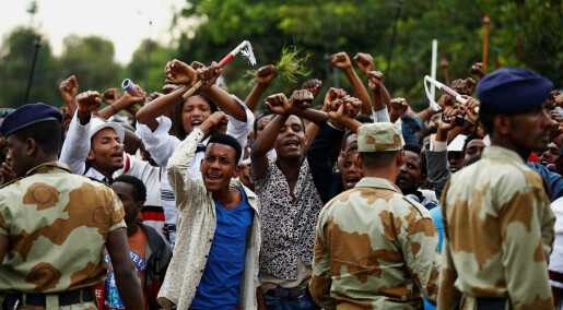 Hvorfor sensurerer etiopiske journalister seg selv?