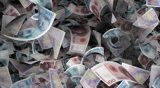 Moderat oppgang for norsk økonomi i fire år framover