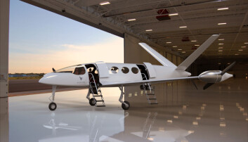 Dette flyet kan fly Oslo-Bergen elektrisk på én time