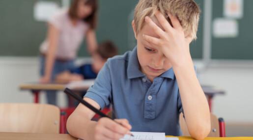 Lærere må snakke med barn som bor på krisesenter