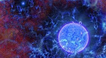 Urgamle radiobølger avslører universets første stjerner