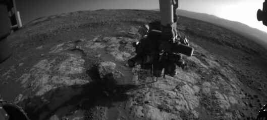 Prøver ny boreteknikk på Mars
