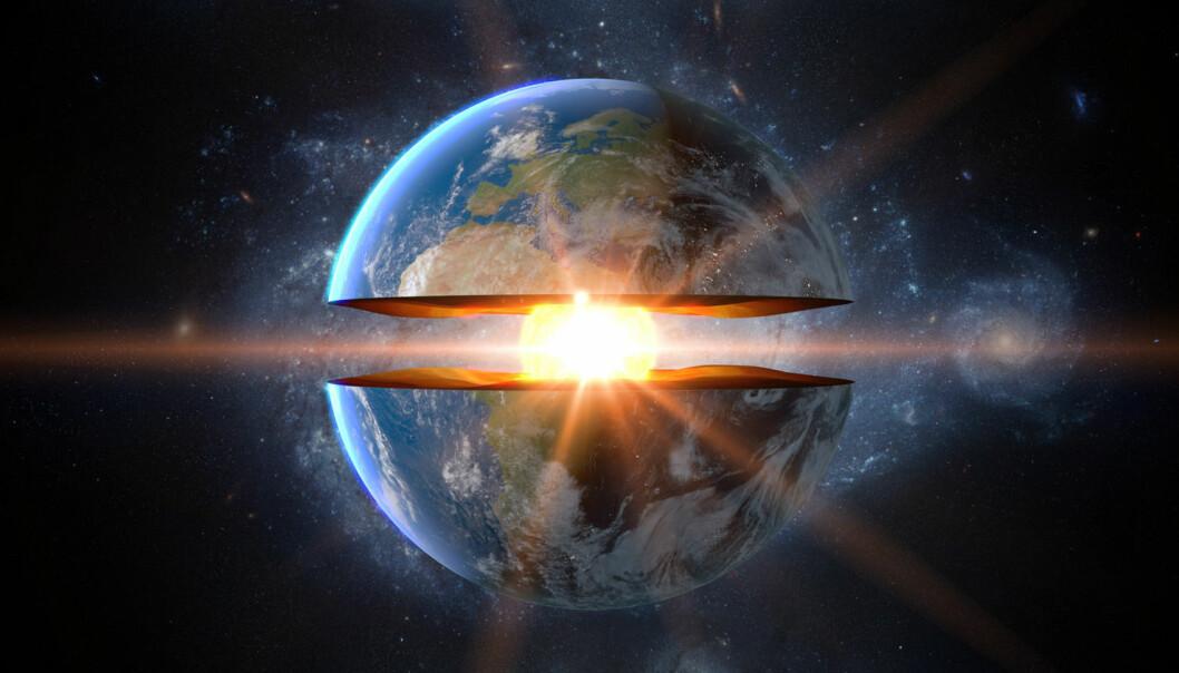 Det syder og bobler i jordas indre, men hvor lenge kan det fortsette?  (Foto: Pavel Chagochkin, Shutterstock, NTB scanpix)