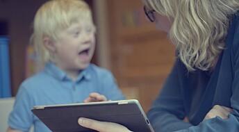 Slik kan vi hjelpe barn som mangler talespråk