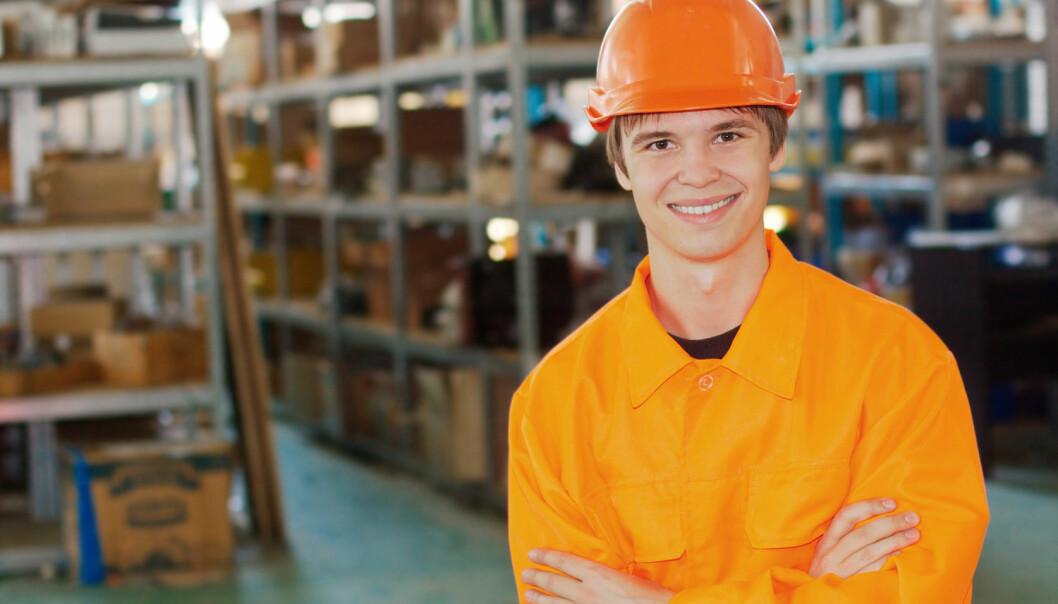 Ungdom med psykiske helseproblemer får ofte tilbud om arbeidstrening. Det fører ofte til jobb.  (Foto: Ross Petukhov / Shutterstock / NTB scanpix)