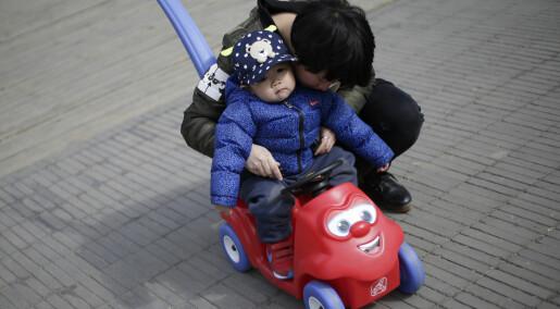 Tobarnspolitikken i Kina kan forsterke kvinnediskriminering