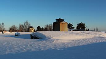 Hvor godt virker solcellene i kulde, snø og regn?