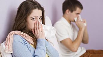 Kvinner er sunnest og sykest
