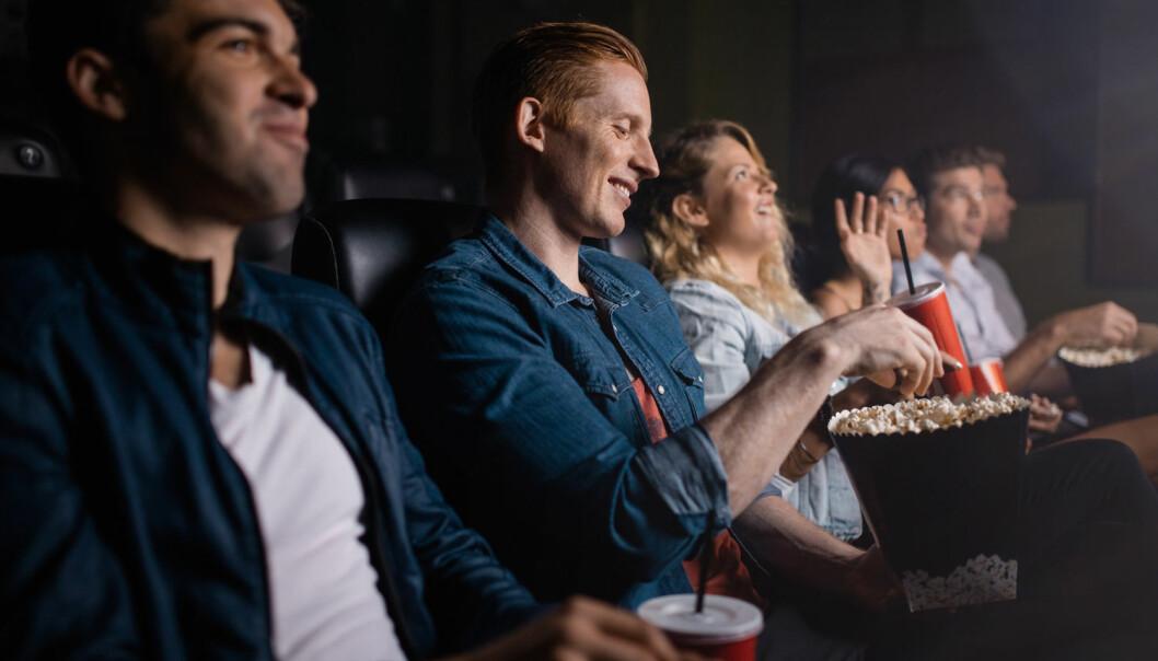 – Kinoene har blitt en enda viktigere melkeku for norske filmprodusenter som nå henter cirka to tredjedeler av sine markedsinntekter fra kinomarkedet, sier forsker. (Illustrasjonsfoto: Shutterstock / NTB Scanpix)