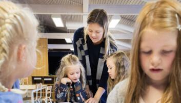 Gode prestasjoner i barneskolen kan gi bedre psykisk helse
