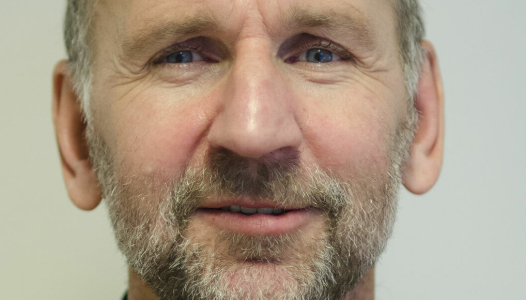 Jon Erik Dølvik, forsker ved Fafo, får Eilert Sundts forskingspris for 2018. (Foto: Fafo)