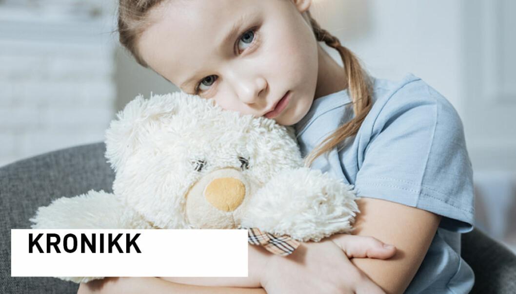 - Gode undersøkelser er basert på medvirkning fra barn og foreldre, de er ikke mer inngripende enn nødvendig og de gjennomføres på en planmessig måte, skriver kronikkforfatterne. (Illustrasjonsfoto: Shutterstock / NTB scanpix)
