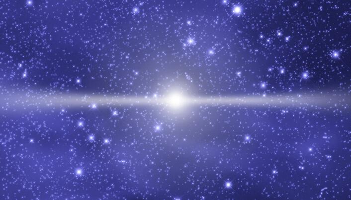 Hvordan blir grunnstoff dannet? Doping-gass fra stjernekollisjoner kan kanskje gi svaret