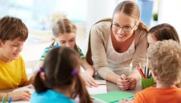 Lærere kan gjøre undervisningen mer inspirerende ved hjelp av kreative metoder som er mye brukt i andre bransjer. (Foto: Pressmaster/Shutterstock/NTB scanpix)