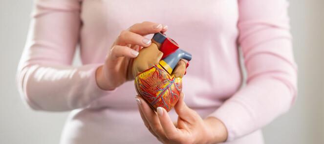 Seks ting alle kvinner bør vite om hjerteinfarkt