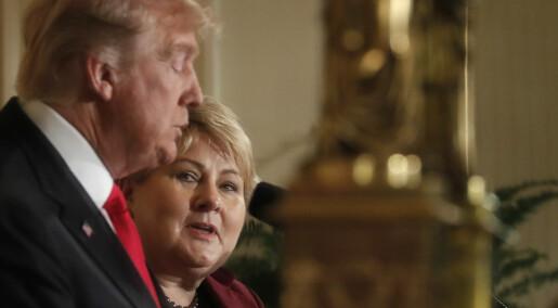 Forsker: Vi bør ikke ta Norges sikkerhet for gitt