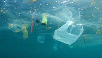 På oppdrag fra Miljødirektoratet har SINTEF beregnet hvordan plast i havet brytes ned til mikroplast og hvor bitene havner. (Foto: Rich Carey, Shutterstock, NTB scanpix)