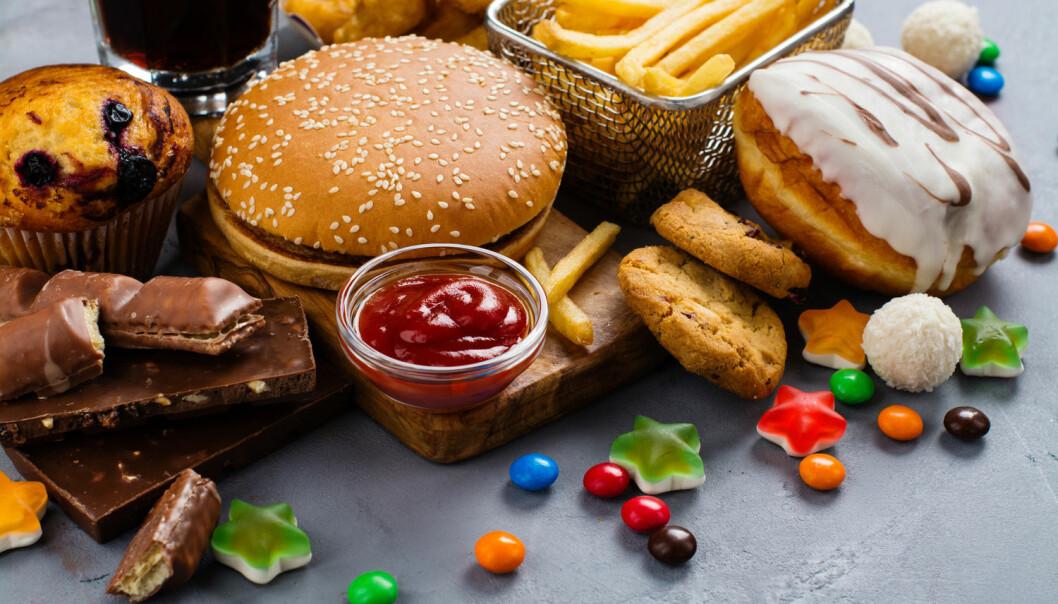 Stadig mer av maten vi spiser er ultra-prosessert.  (Foto: Ekaterina Markelova / Shutterstock / NTB scanpix)