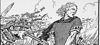 I 865 ble England invadert av en diger vikinghær som herjet i over 10 år