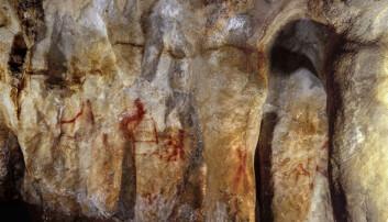 Forskergruppe slår fast: Dette må være malt av neandertalere