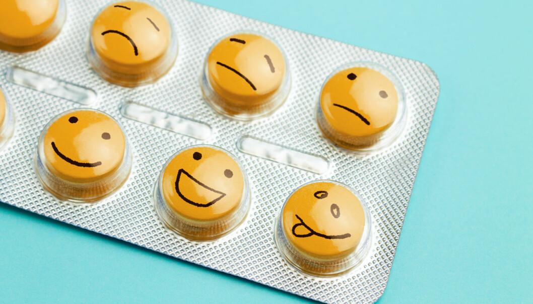 Ny metaanalyse av tilgjengelig forskning legger kontroversene om antidepressiva død, mener professor. (Illustrasjonsfoto: Tanya Joy, Shutterstock/NTB scanpix)