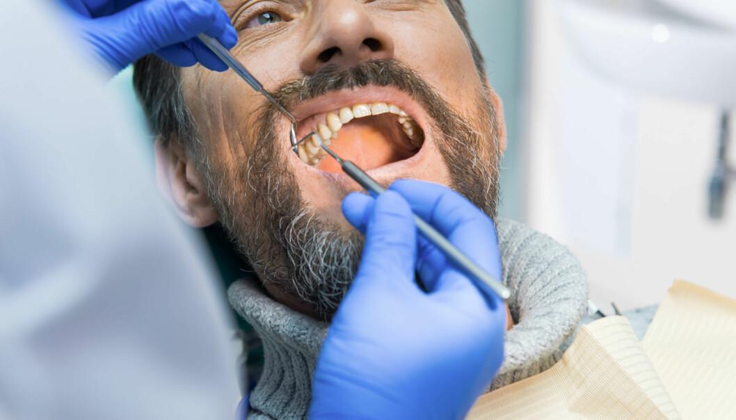 3000 personer over 19 årinviteres til en munn- og tannhelseundersøkelse på feltstasjonene i Levanger, Stjørdal, Steinkjer, Verdal, Nærøy og Namsos. (Illustrasjonsfoto: Colourbox)