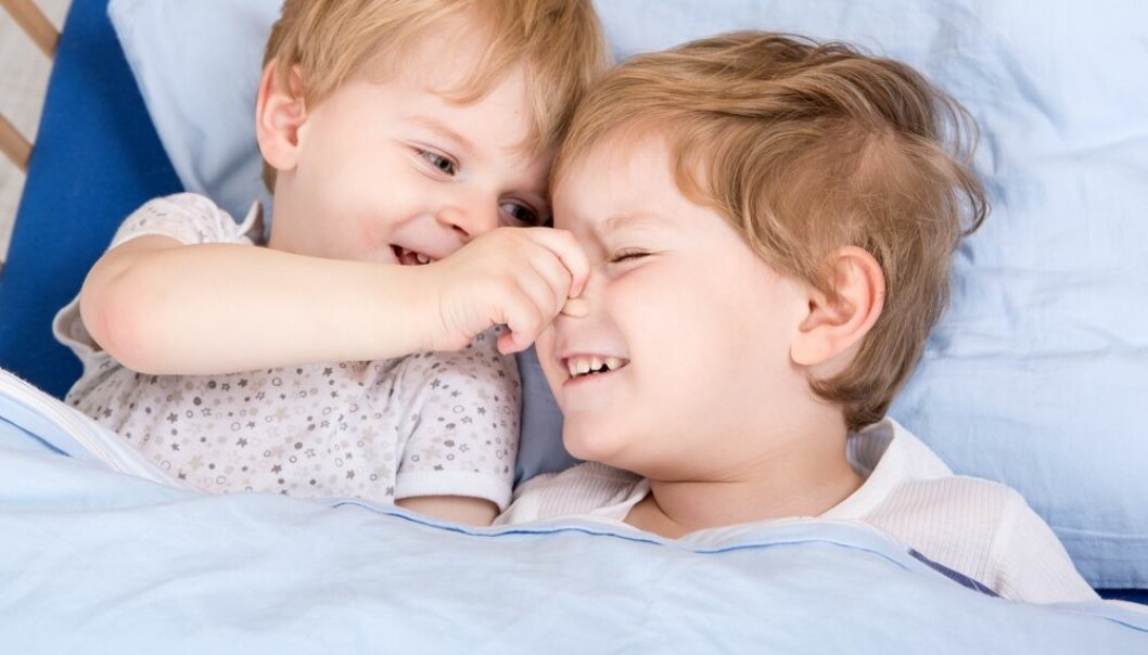 Du kan bli snillere av å ha en snill søster eller bror