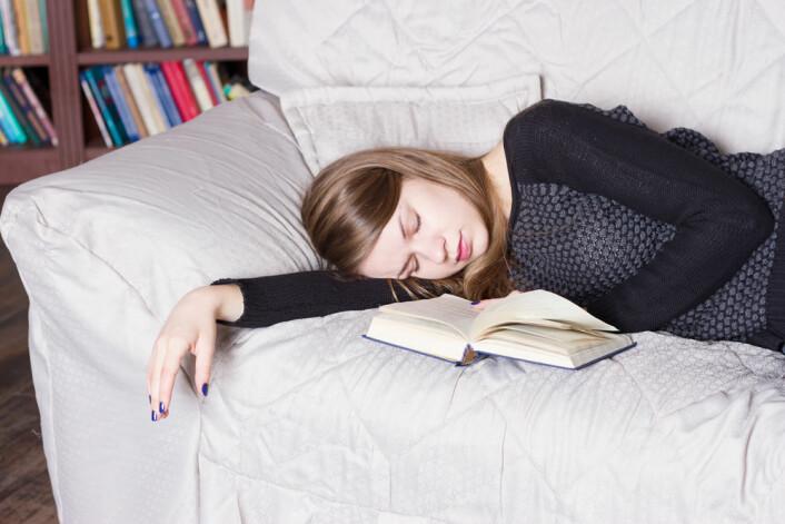 Briter sover en time lenger enn singaporere hverdager. (Foto: Microstock)