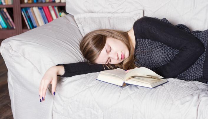 Søvn er viktig for å glemme og tenke raskt