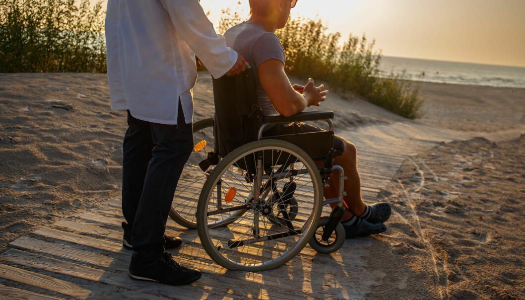 Det nye prosjektet handler om å gjøre feriereisen tilgjengelig for flest mulig, uavhengig av funksjonsnivå. (Foto: Shutterstock / NTB Scanpix)