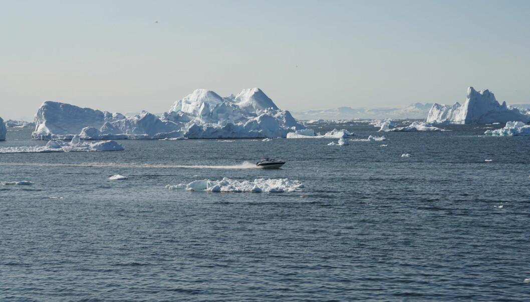 Klimaendringene fører til økt aktivitet i Arktis, men med røffe værforhold kan det være risikofylt å ferdes i området. Forrige uke var det kick-off for et prosjekt som vil redusere risikoen gjennom mer nøyaktige og nyttige værvarsler. (Foto: Shutterstock / NTB Scanpix)
