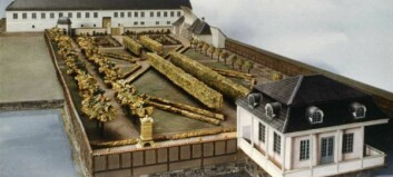 Paléehaven - park, skolehage og nå steinplass med muligheter