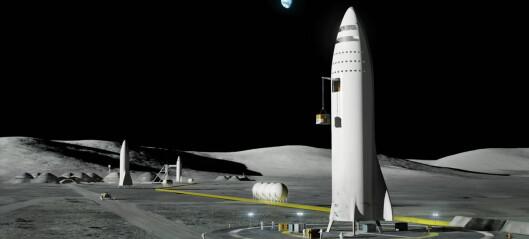 Falcon Heavy øker troen på kjemperaketten BFR