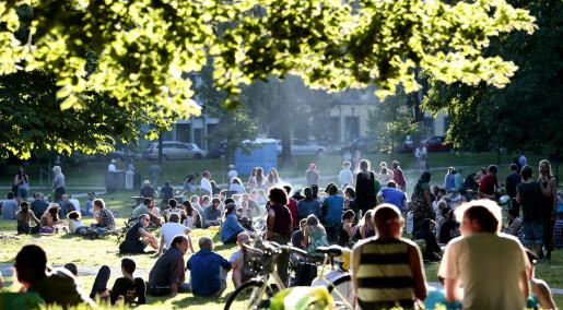 Forskeren forteller: Hva betyr grønne omgivelser for helsa vår?