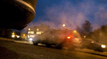 Akutt forurensning kan doble risikoen for hjerteinfarkt
