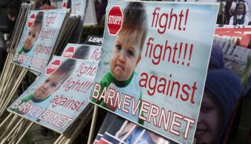 – Barnevernet må lytte til Facebook-protester