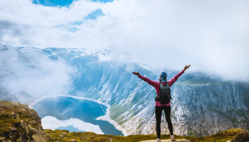 Dette! Dette er friluftsliv. Det engelske <em>outdoor life</em> er ikke i nærheten dekke innholdet i et slikt øyeblikk. (Foto: Kochneva Tetyana, Shutterstock/NTB scanpix)