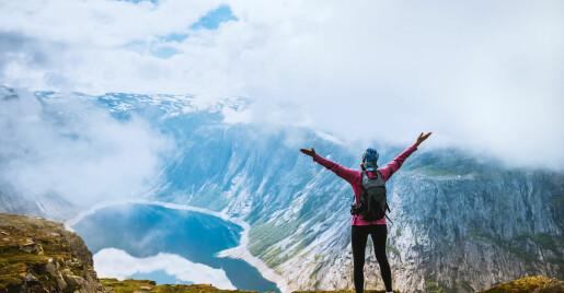 Friluftsliv er best på norsk