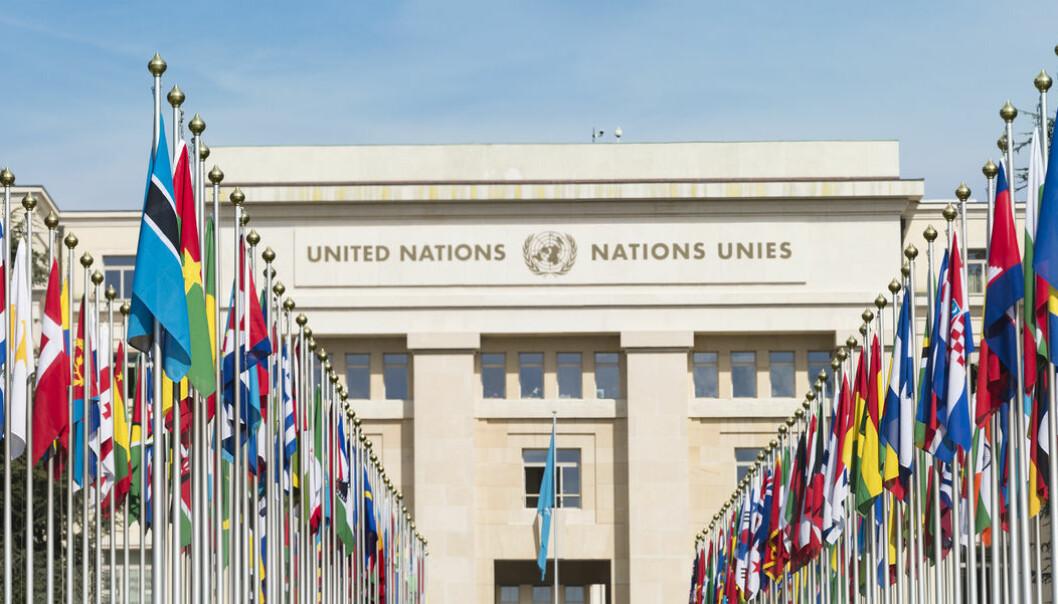 Er det egentlig mulig for deg som privatperson å saksøke FN? (Illustrasjonsfoto: Shutterstock / NTB Scanpix)