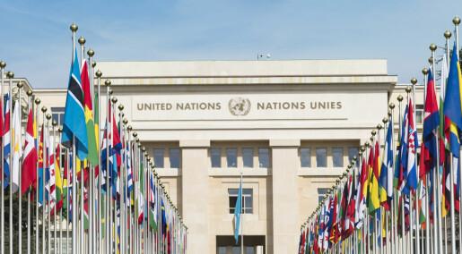 Vanskelig å stille internasjonale organisasjoner til ansvar