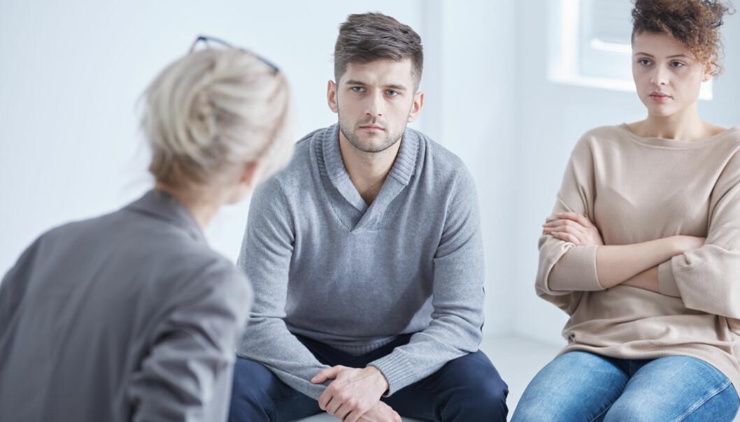 Mekling blir for eksempel brukt ved skilsmisser eller når samværsretten med barn skal avklares. (Illustrasjonsbilde: Shutterstock / NTB Scanpix)