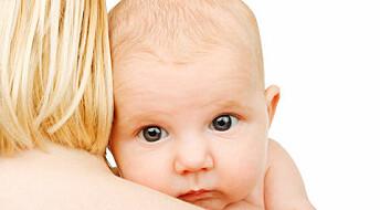 Vil kurere depresjon med lukten av baby