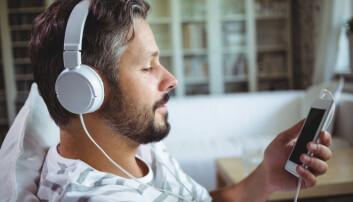 Kan rytmisk musikk endre hjernen hos en med Parkinsons?