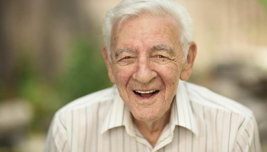 Positivt syn på aldring kan hindre demens