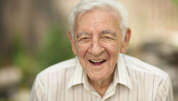 Eldre med et positivt syn på alderdommen hadde 44 prosent lavere risiko for å bli demente. Blant eldre som er spesielt disponert for Alzheimer var reduksjonen på nesten 50 prosent.  (Illustrasjonsfoto: aastock / Shutterstock / NTB scanpix)