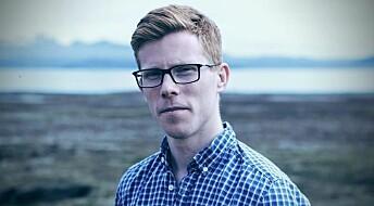 Finnur Dellsén fekk pris for lovande forsking i filosofi